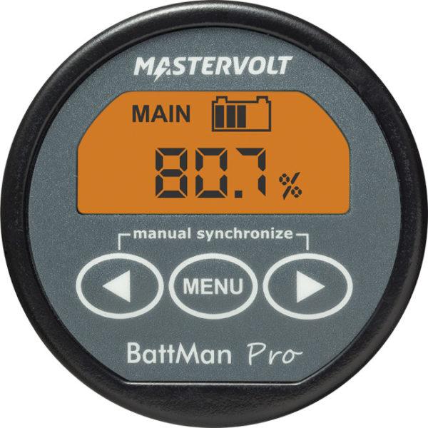 , Batterimonitor BattMan Pro, Naumar seil- og båtutstyr