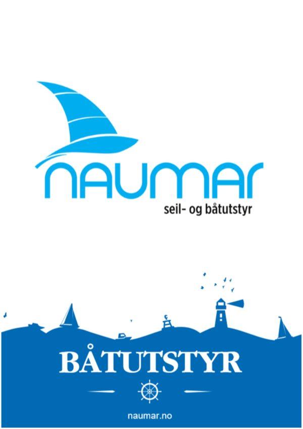 , Produktkatalog, Naumar seil- og båtutstyr