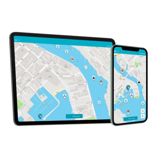 , Seaber boatfinder – tracker, Naumar seil- og båtutstyr