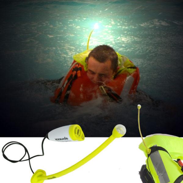 , Pylon lys for redningsvest, Naumar seil- og båtutstyr