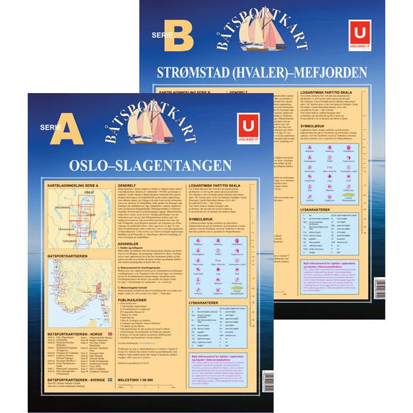 , Papir båtsportkart, Naumar seil- og båtutstyr